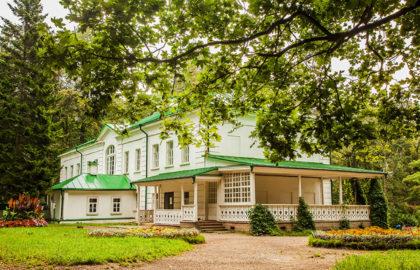 Путешествие к Толстому