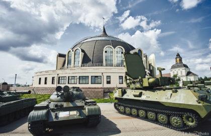День защитника Отечества в Туле